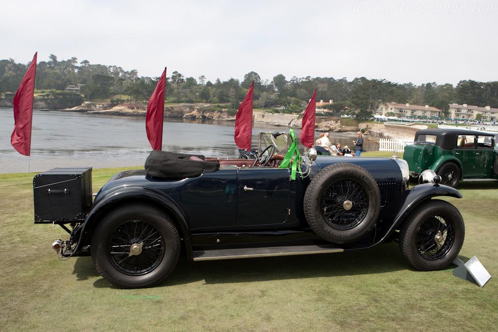Bentley 6 1/2 Litre Mulliner Drophead Coupe    - 2009 Pebble Beach Concours d'Elegance
