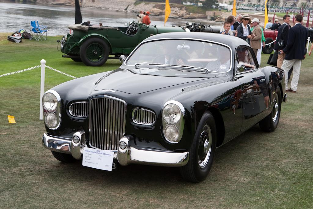 Bentley MkVI Facel Coupe    - 2009 Pebble Beach Concours d'Elegance