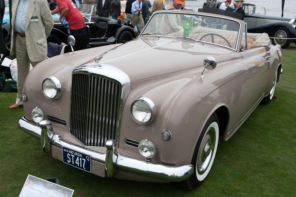 Bentley S1 Continental Park Ward DHC    - 2009 Pebble Beach Concours d'Elegance