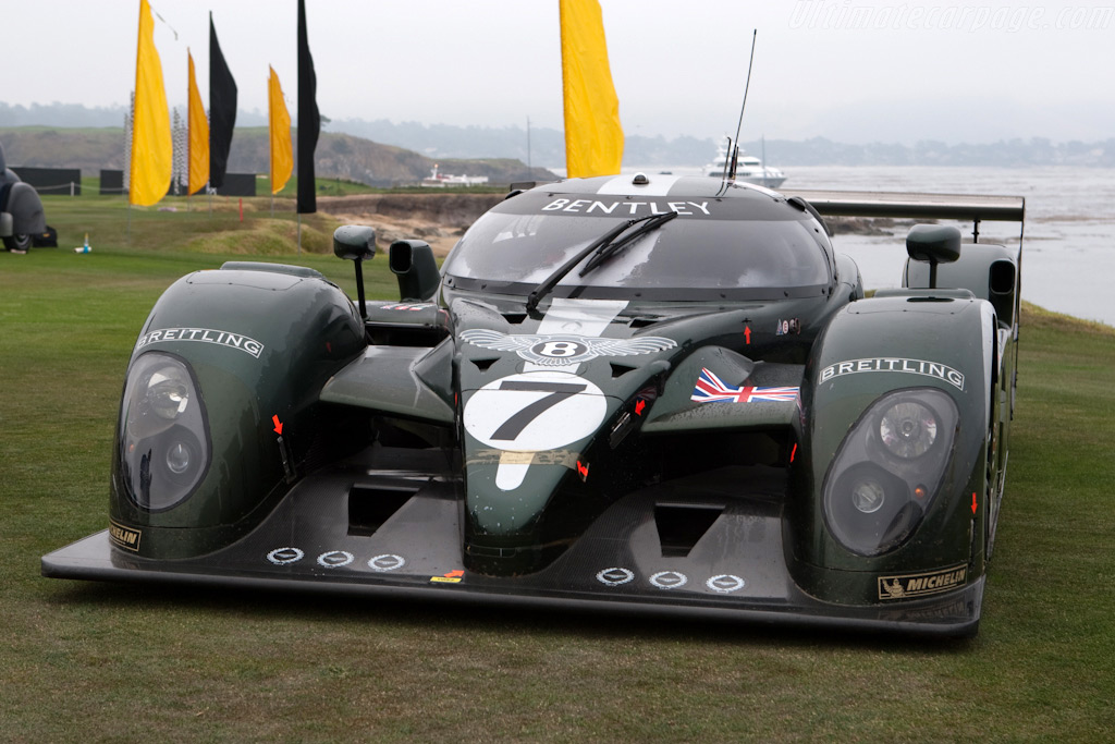 Bentley Speed 8 - Chassis: 004/5   - 2009 Pebble Beach Concours d'Elegance
