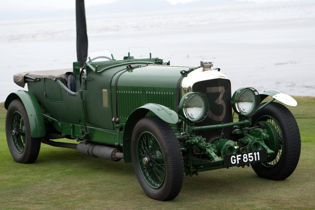 Bentley Speed Six 'Old No 3' - Chassis: HM2869   - 2009 Pebble Beach Concours d'Elegance