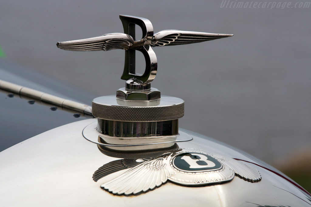 Bentley Speed Six    - 2009 Pebble Beach Concours d'Elegance