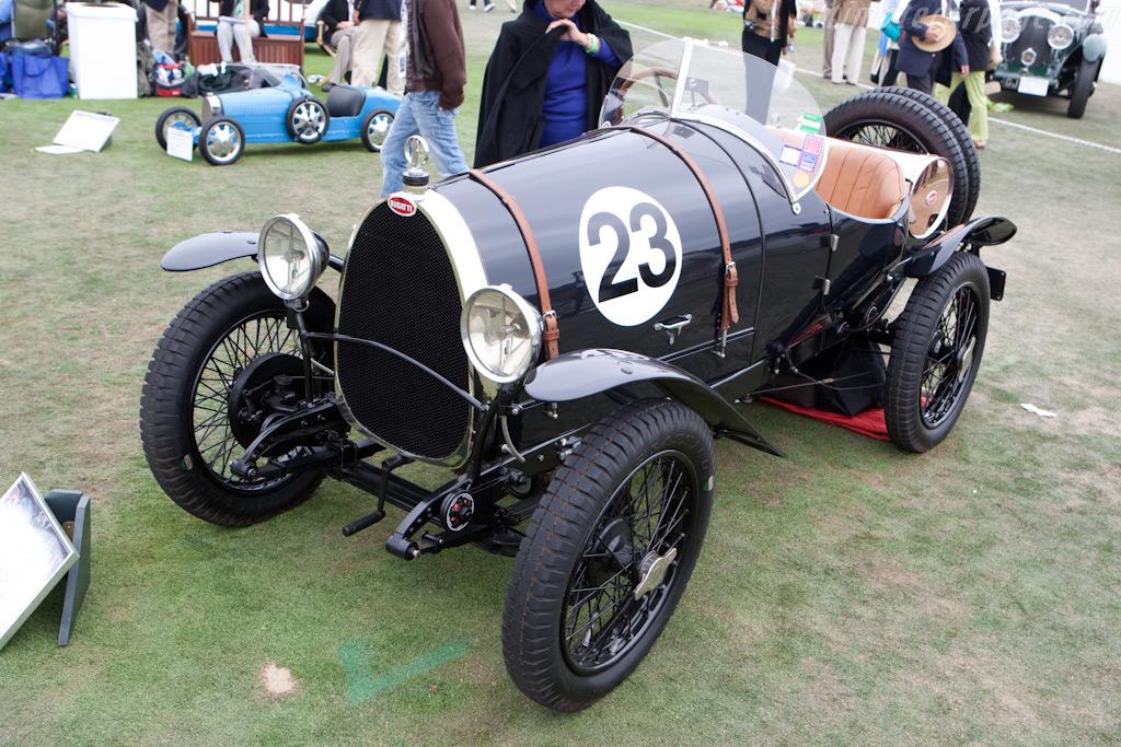 Bugatti Type 13 Brescia - Chassis: BC 004   - 2009 Pebble Beach Concours d'Elegance