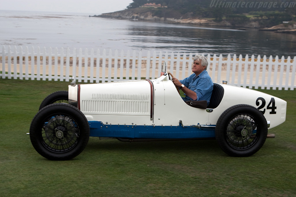 Bugatti Type 37A - Chassis: 37316   - 2009 Pebble Beach Concours d'Elegance