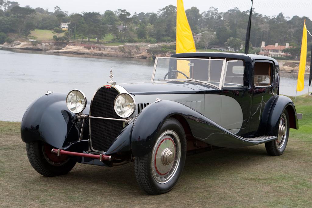 Bugatti Type 41 Royale Binder Coupe de Ville - Chassis: 41111   - 2009 Pebble Beach Concours d'Elegance