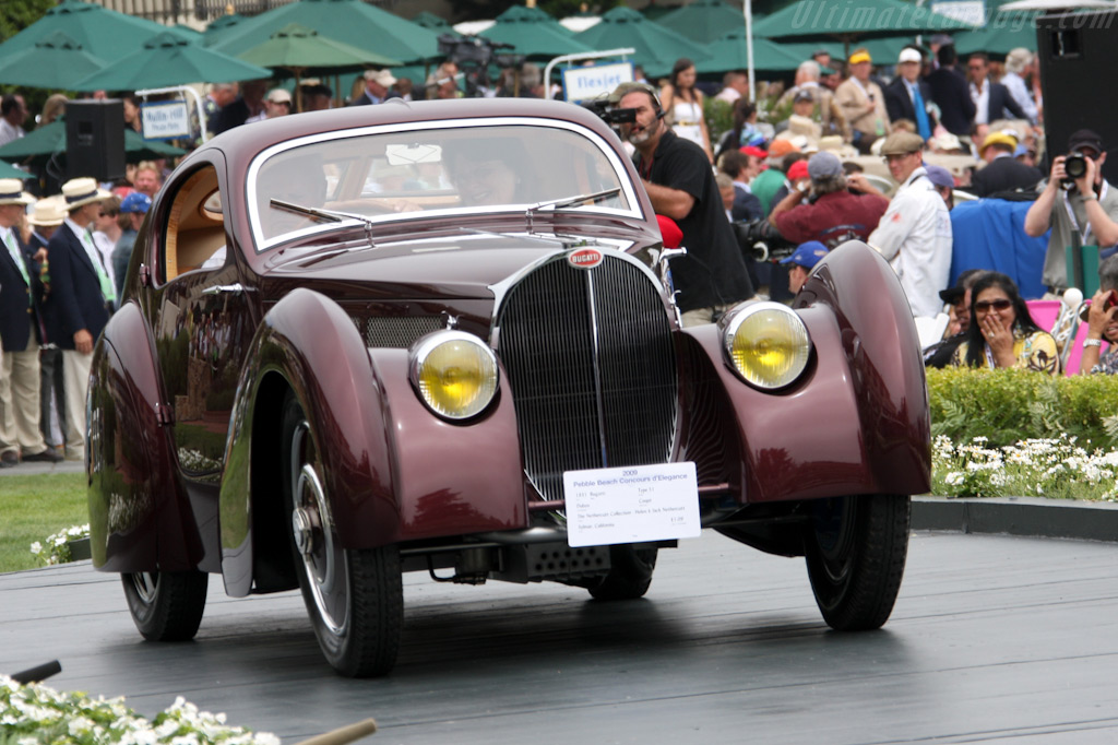 Bugatti Type 51 Dubos Coupe - Chassis: 51133   - 2009 Pebble Beach Concours d'Elegance
