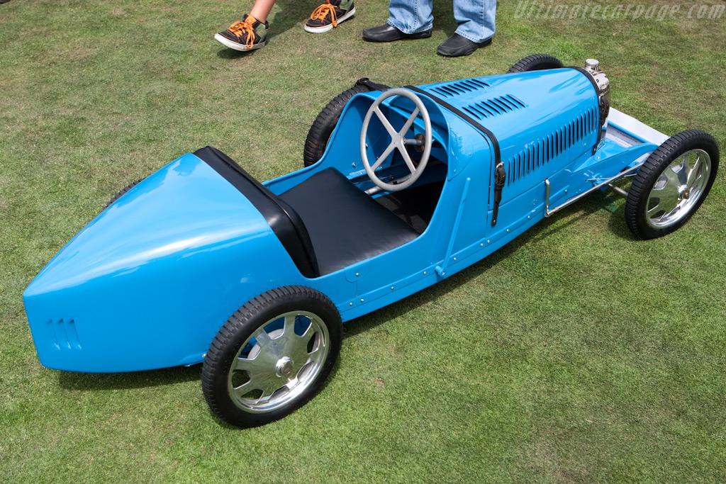 Bugatti Type 52    - 2009 Pebble Beach Concours d'Elegance