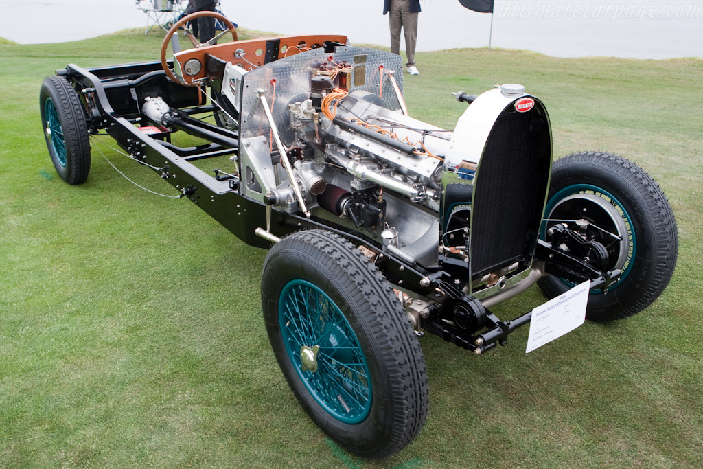 Bugatti Type 57 Chassis    - 2009 Pebble Beach Concours d'Elegance