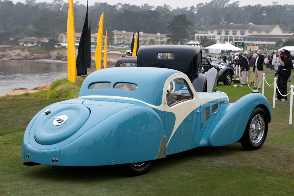 Bugatti Type 57 SC Atalante Coupe - Chassis: 57523   - 2009 Pebble Beach Concours d'Elegance