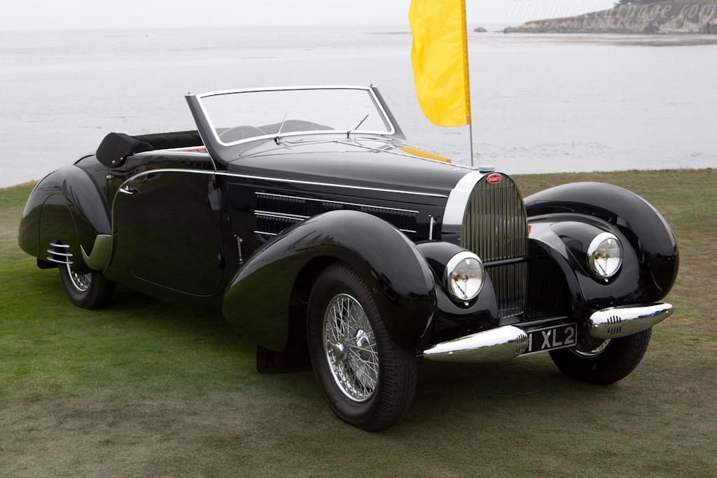 Bugatti Type 57C Aravis    - 2009 Pebble Beach Concours d'Elegance