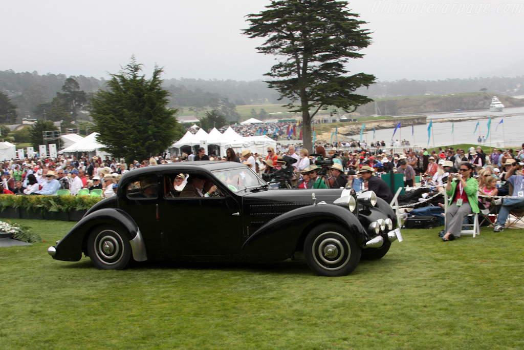 Bugatti Type 57C Ventoux - Chassis: 57517   - 2009 Pebble Beach Concours d'Elegance
