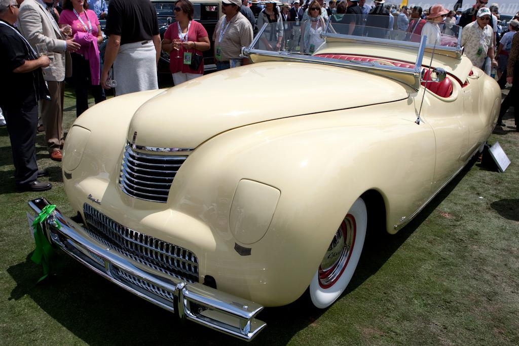 Chrysler LeBaron Newport    - 2009 Pebble Beach Concours d'Elegance