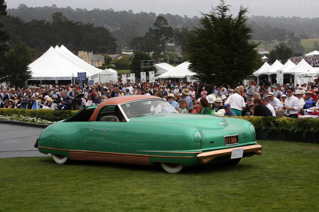 Chrysler LeBaron Thunderbolt    - 2009 Pebble Beach Concours d'Elegance