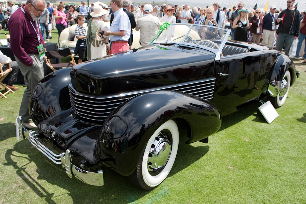 Cord 810 Convertible    - 2009 Pebble Beach Concours d'Elegance