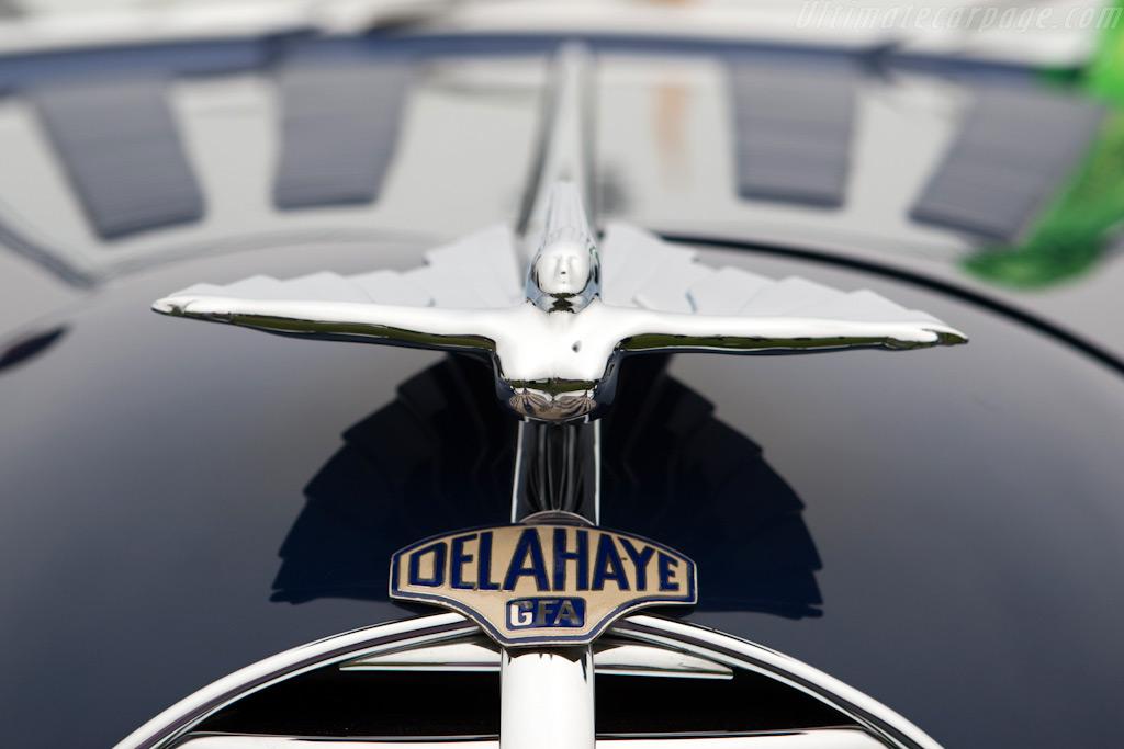 Delahaye 135 MS Chapron Cabriolet    - 2009 Pebble Beach Concours d'Elegance