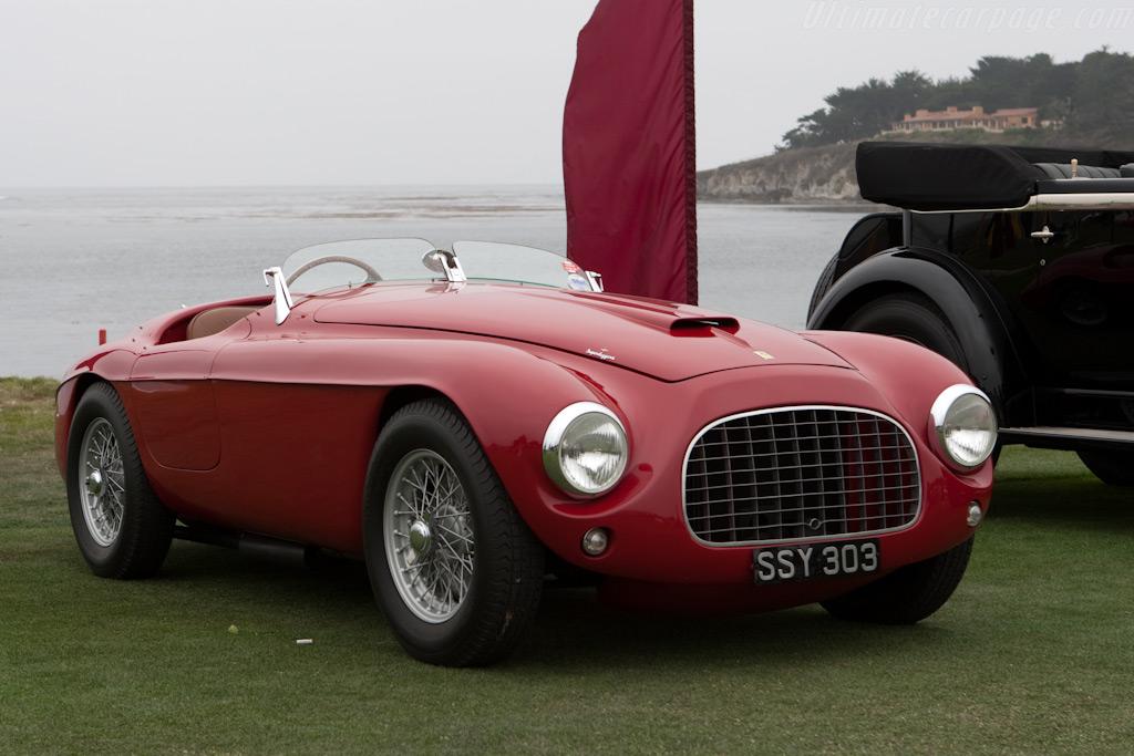 Ferrari 166 MM Barchetta - Chassis: 0044M   - 2009 Pebble Beach Concours d'Elegance