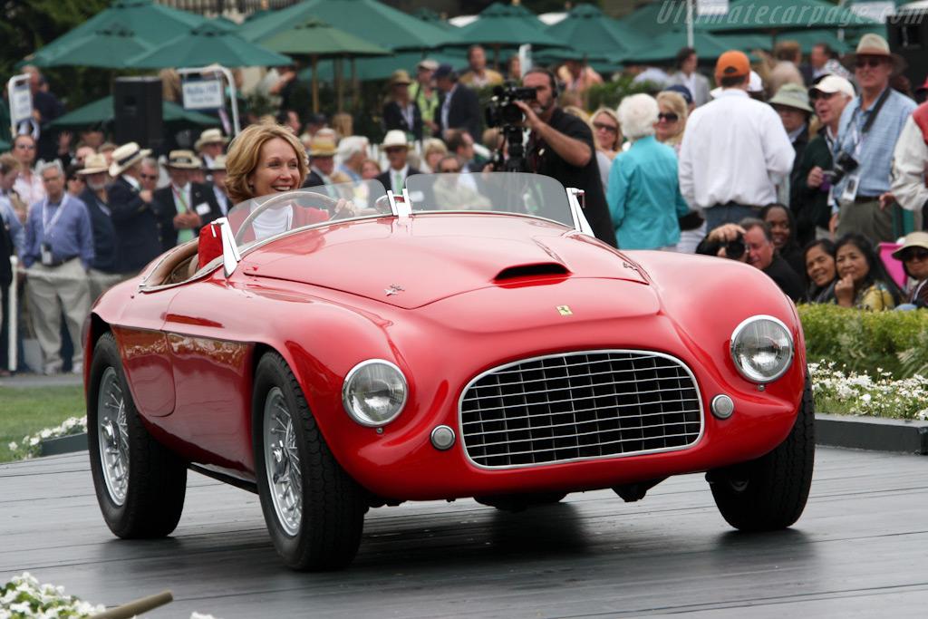 Ferrari 166 MM Barchetta - Chassis: 0020M   - 2009 Pebble Beach Concours d'Elegance