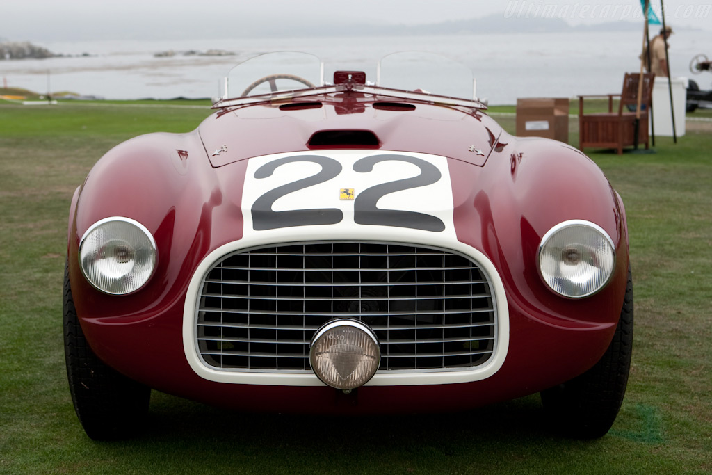 Ferrari 166 MM Barchetta - Chassis: 0008M   - 2009 Pebble Beach Concours d'Elegance