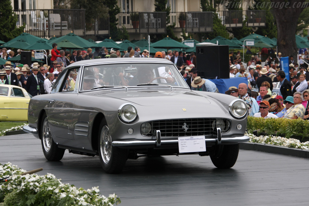 Ferrari 250 GT Coupe Speciale - Chassis: 1187GT   - 2009 Pebble Beach Concours d'Elegance