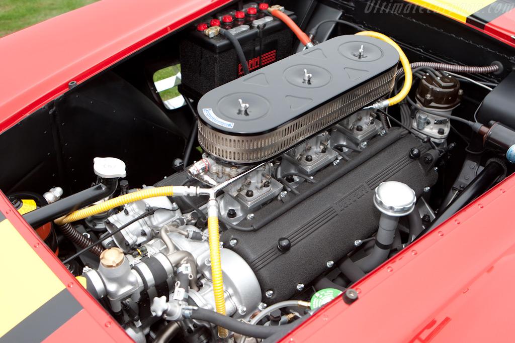 Ferrari 250 TR59    - 2009 Pebble Beach Concours d'Elegance
