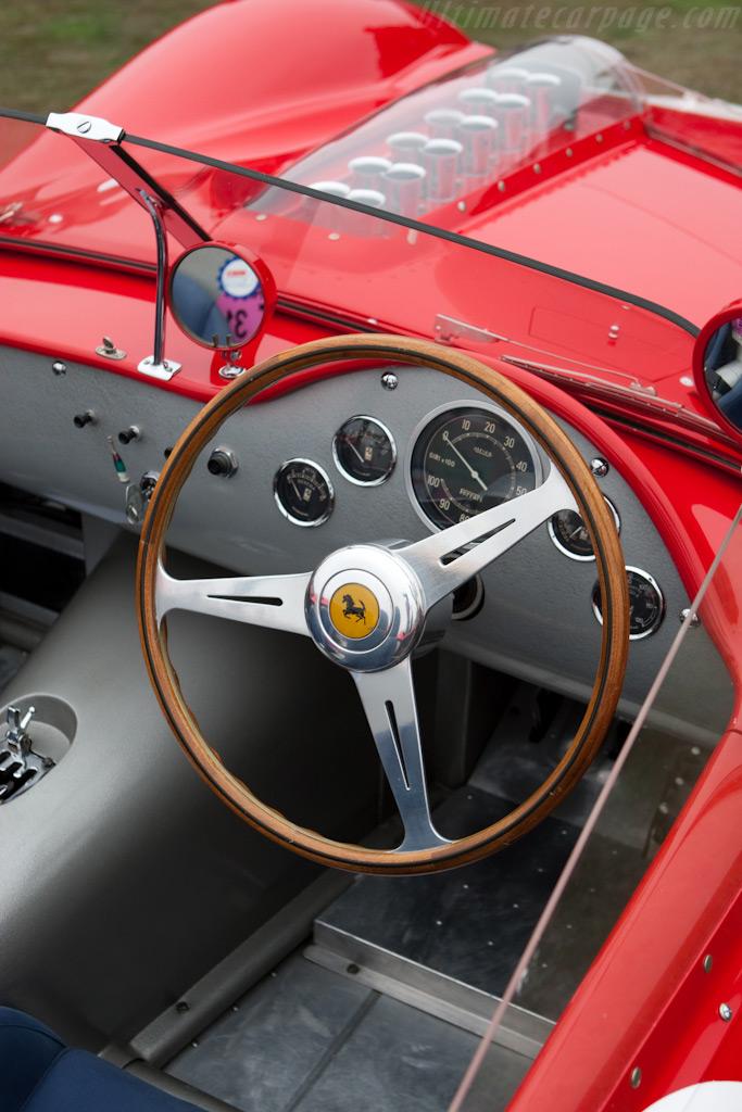 Ferrari 250 TR59/60    - 2009 Pebble Beach Concours d'Elegance