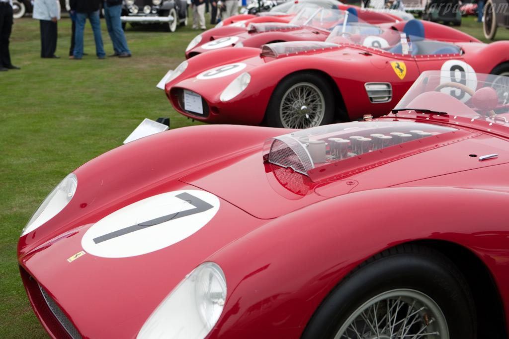 Ferrari 250 TR59s - Chassis: 0766TR   - 2009 Pebble Beach Concours d'Elegance