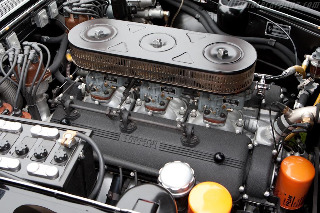 Ferrari 400 SuperAmerica - Chassis: 3309SA   - 2009 Pebble Beach Concours d'Elegance