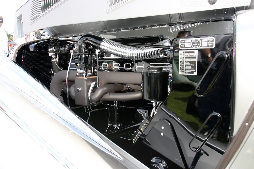 Horch 853 Voll & Ruhrbeck Cabriolet    - 2009 Pebble Beach Concours d'Elegance