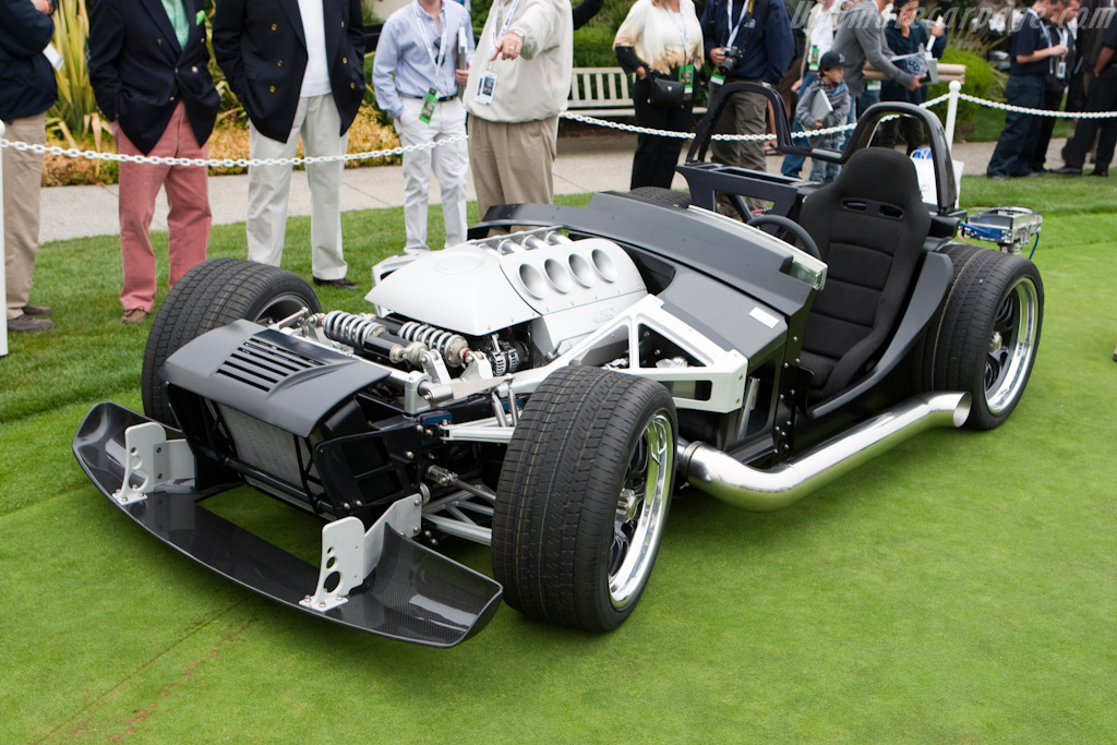 Iconic Roadster    - 2009 Pebble Beach Concours d'Elegance