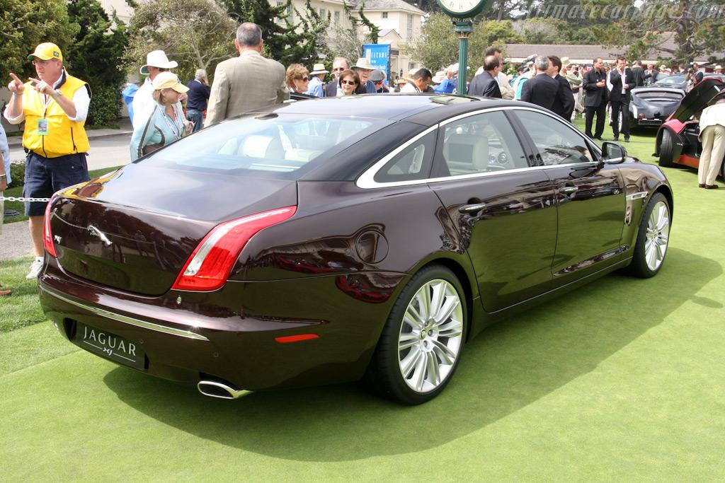 Jaguar XJ    - 2009 Pebble Beach Concours d'Elegance