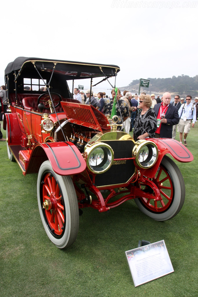 Locomobile Model 48 Torpedo 5 Passenger    - 2009 Pebble Beach Concours d'Elegance