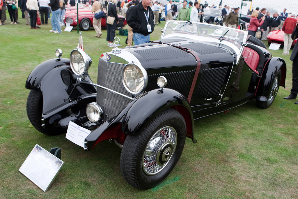 Mercedes-Benz 380K Erdmann & Rossi Special Roadster - Chassis: 95289   - 2009 Pebble Beach Concours d'Elegance