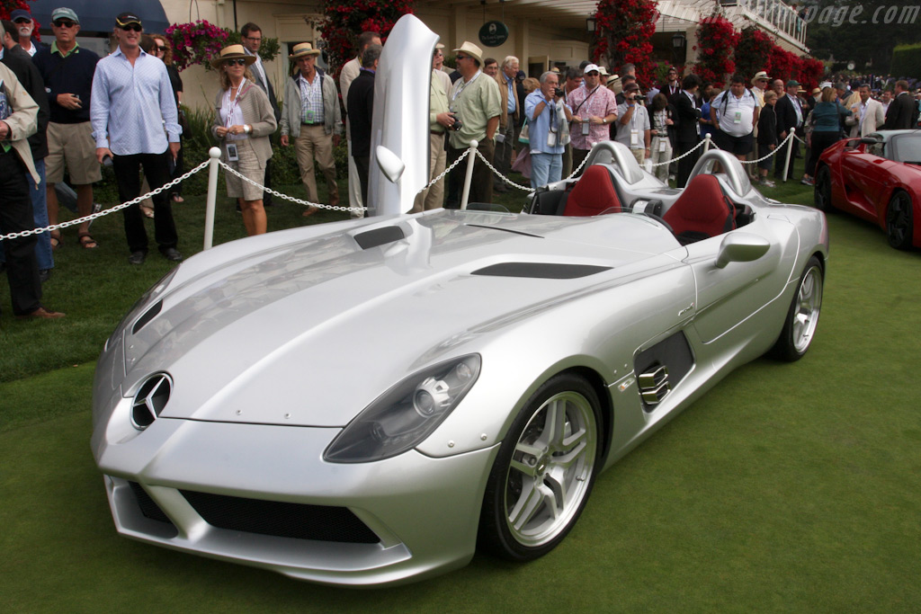 Mercedes-Benz SLR McLaren Stirling Moss    - 2009 Pebble Beach Concours d'Elegance