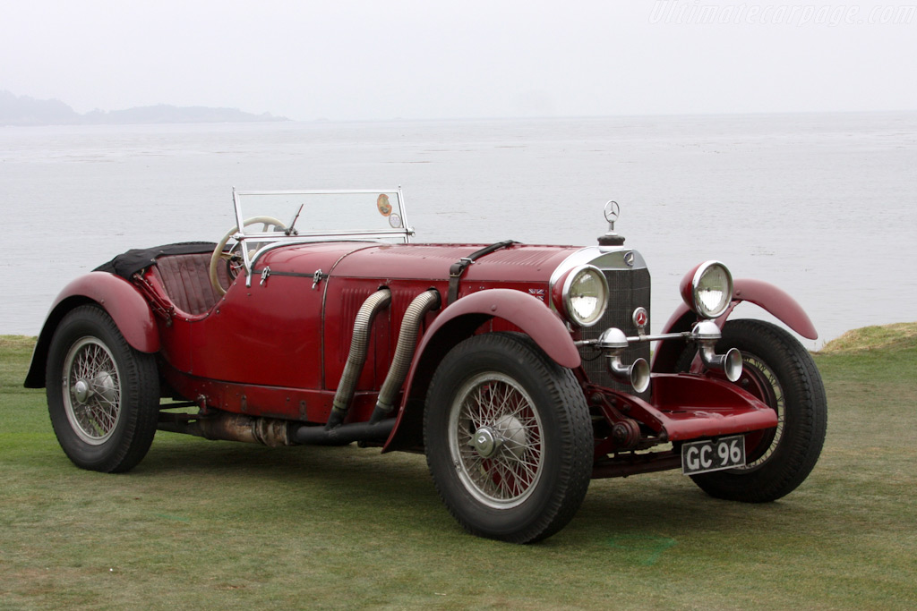 Mercedes-Benz SSK Carlton Roadster - Chassis: 36045   - 2009 Pebble Beach Concours d'Elegance