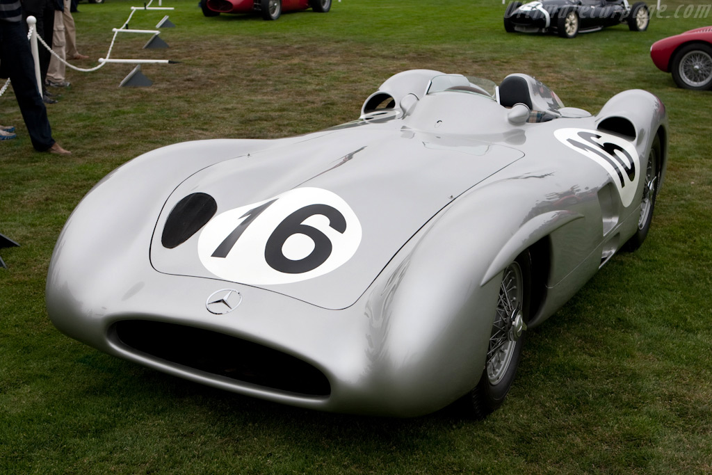Mercedes-Benz W196 Streamliner    - 2009 Pebble Beach Concours d'Elegance