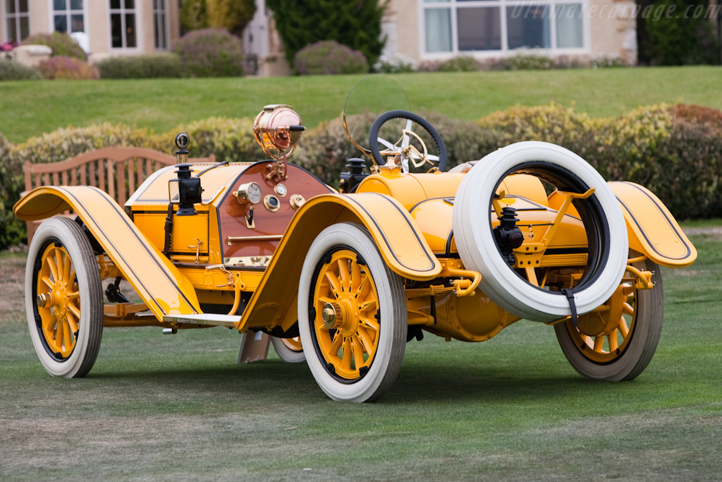 Mercer Model 35 J Raceabout - Chassis: 1143   - 2009 Pebble Beach Concours d'Elegance
