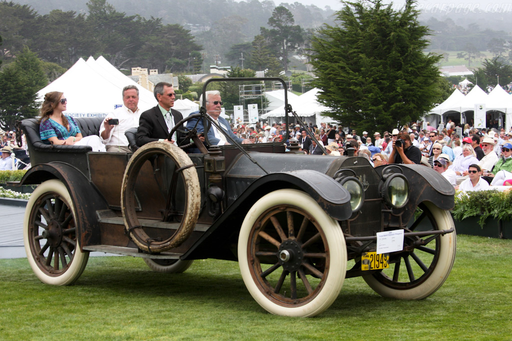 Oldsmobile Limited    - 2009 Pebble Beach Concours d'Elegance