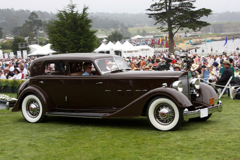 Packard Twelve 1008 Dietrich Sport Sedan    - 2009 Pebble Beach Concours d'Elegance