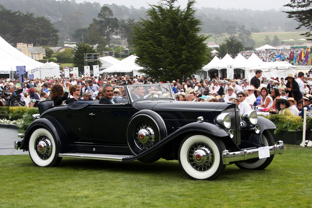 Packard Twin Six 905 Coupe Roadster    - 2009 Pebble Beach Concours d'Elegance