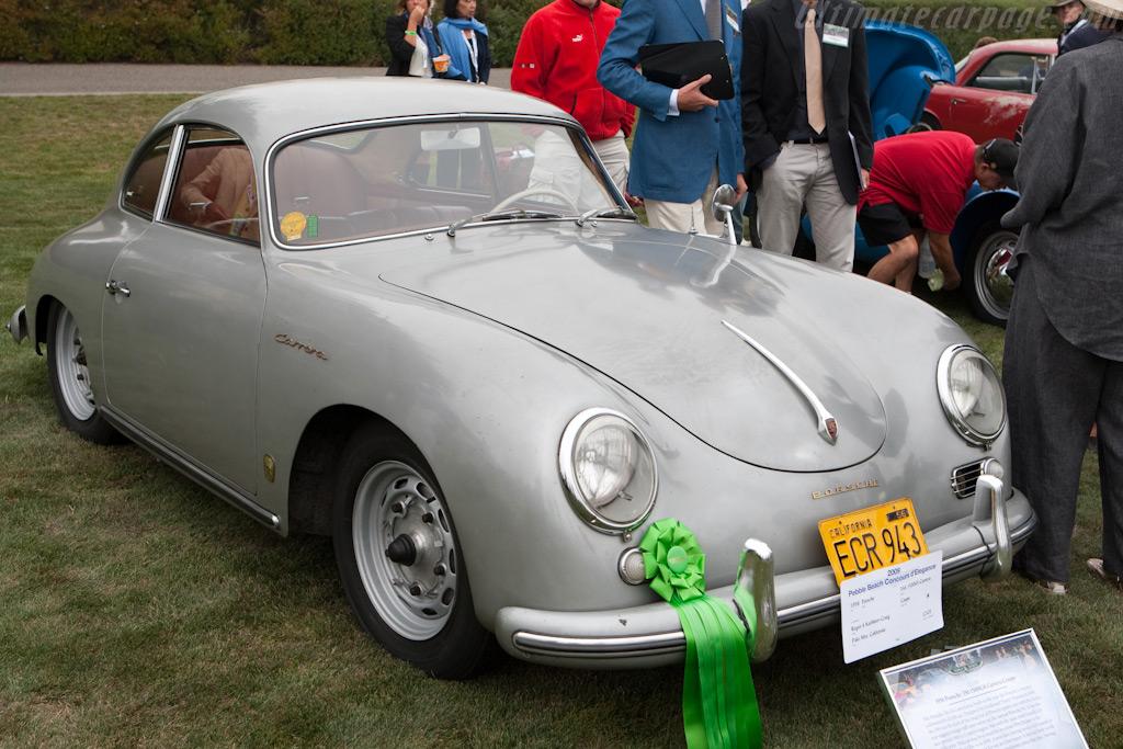 Porsche 356 Carrera - Chassis: 55485   - 2009 Pebble Beach Concours d'Elegance
