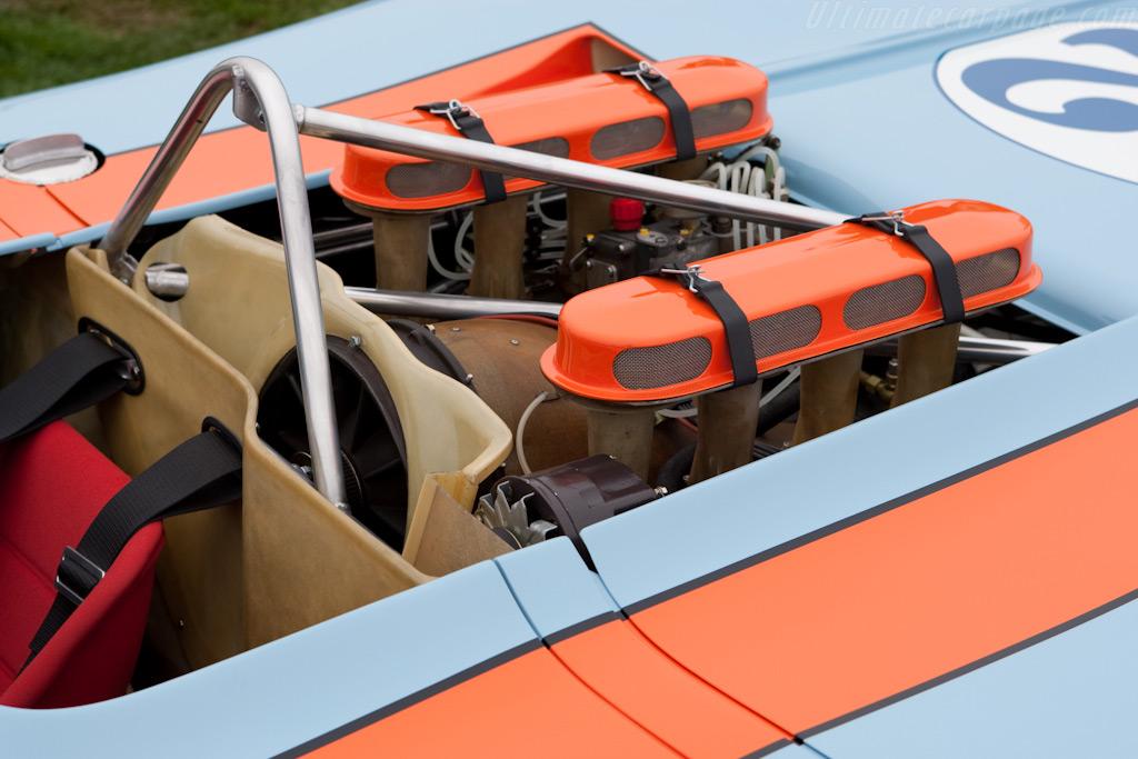 Porsche 908/3 - Chassis: 908/03-008   - 2009 Pebble Beach Concours d'Elegance