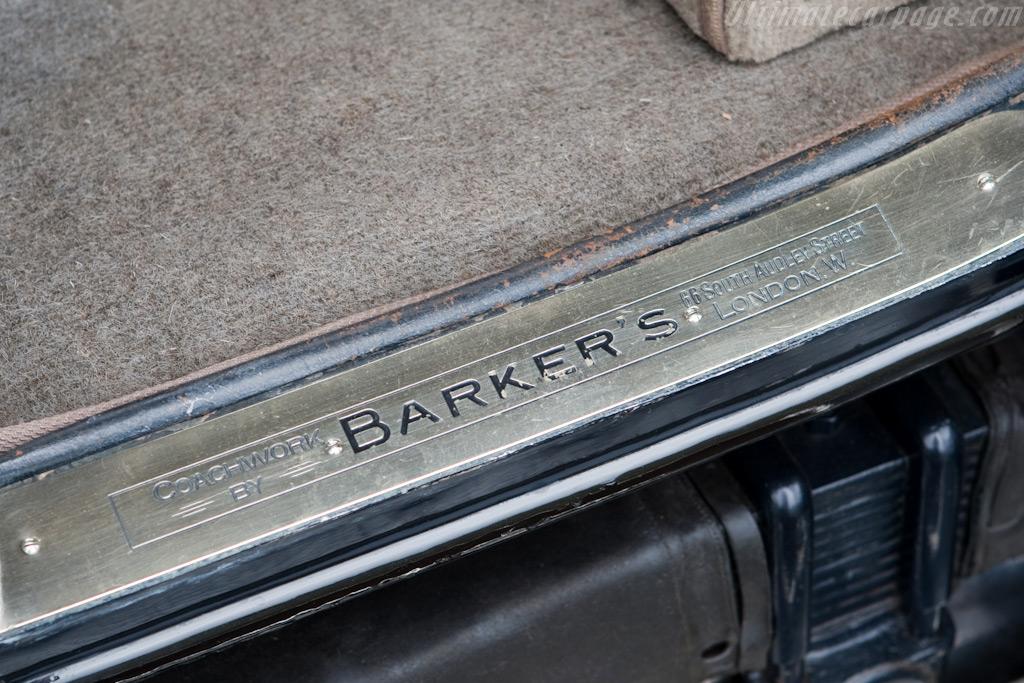 Rolls-Royce Silver Ghost Barker Landaulette    - 2009 Pebble Beach Concours d'Elegance