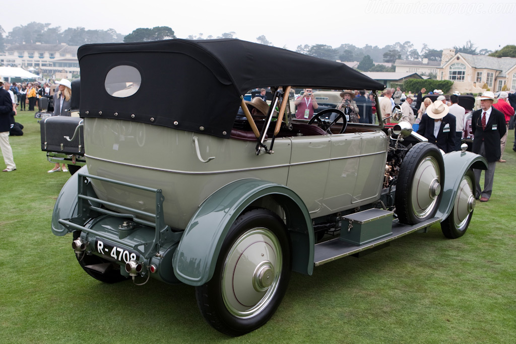 Rolls-Royce Silver Ghost Hooper Tourer    - 2009 Pebble Beach Concours d'Elegance
