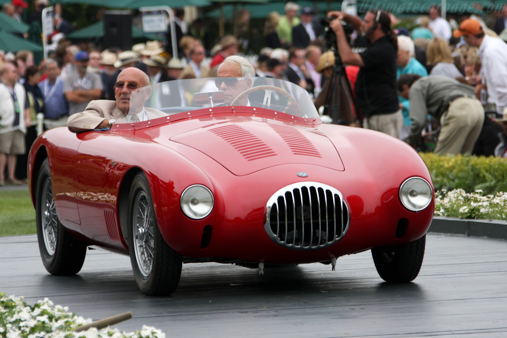 Sir Stirling Moss    - 2009 Pebble Beach Concours d'Elegance