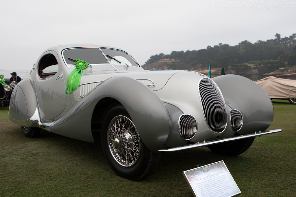 Talbot Lago T150 CSS Teardrop Coupe - Chassis: 90112   - 2009 Pebble Beach Concours d'Elegance
