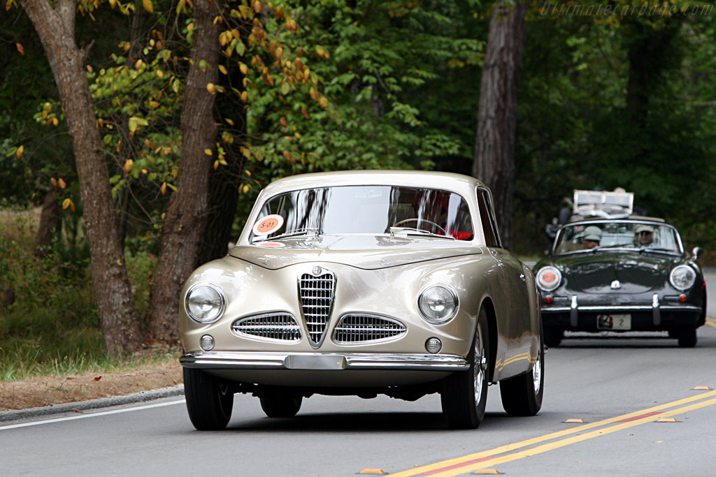 Alfa Romeo 1900 Touring Coupe    - 2007 Pebble Beach Concours d'Elegance