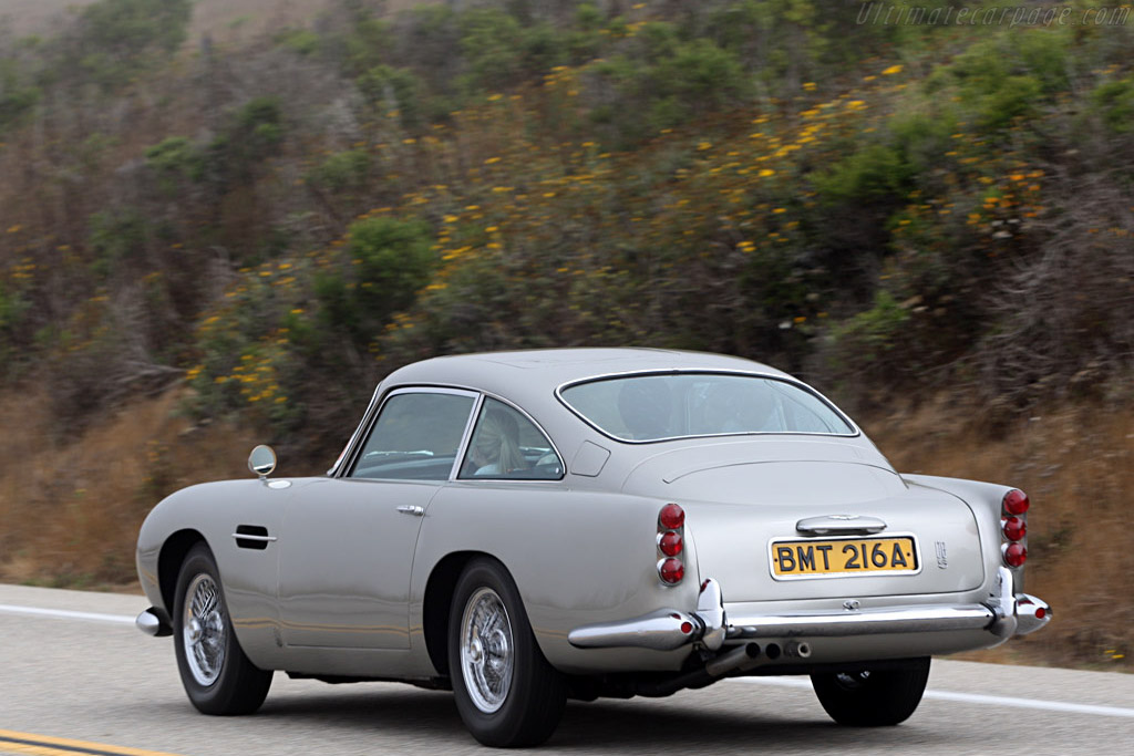 Aston Martin DB5 'James Bond'    - 2007 Pebble Beach Concours d'Elegance