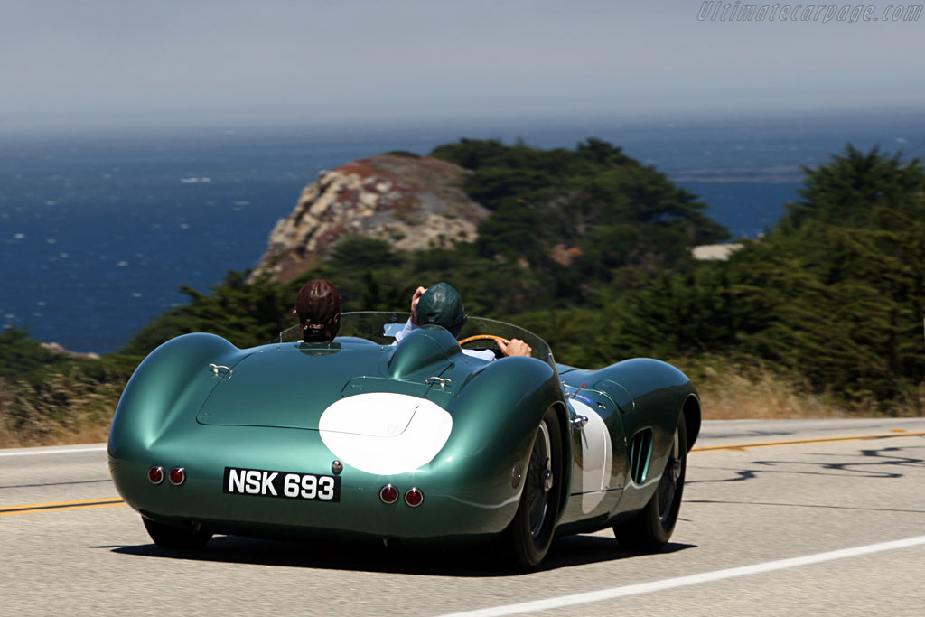 Aston Martin DBR1 - Chassis: DBR1/4 - Entrant: Adrian Beecroft  - 2007 Pebble Beach Concours d'Elegance