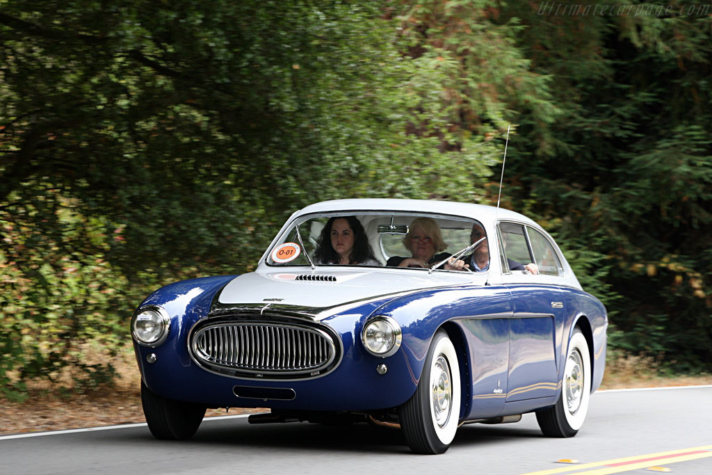 Cunningham C3 Vignale Coupe - Chassis: 5210   - 2007 Pebble Beach Concours d'Elegance