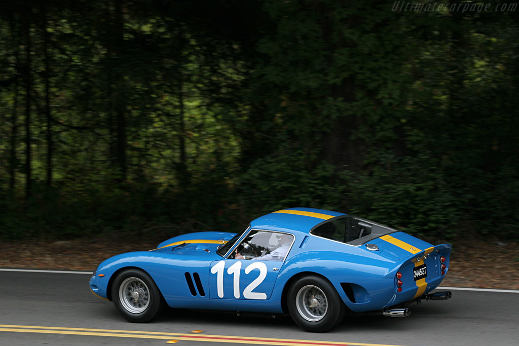 Ferrari 250 GTO - Chassis: 3445GT   - 2007 Pebble Beach Concours d'Elegance